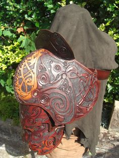 mererecorder:  Single Pauldron rear view by ~simo024