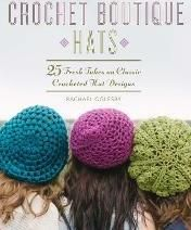 Crochet Boutique: Hats