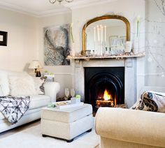 Beautiful Christmas Homes Archives - ACHICA Christmas Inspiration