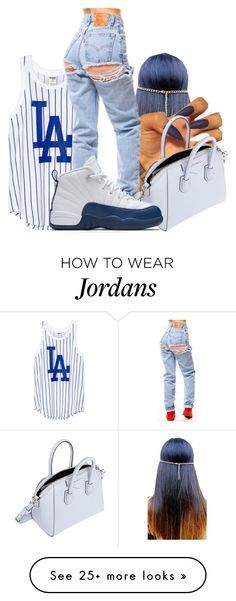 """Pinterest: @1jasminedesiree   """"Untitled #251"""" by egavas on Polyvore featuring Givenchy and NIKE"""