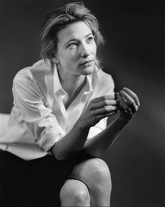 Cate by Bruce Weber
