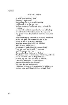 Sharon Olds Poems 3