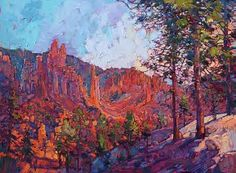 Image result for bryce canyon national park painting