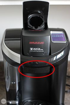 Keurig Tips to keep yours running smoothly...