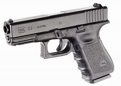 Experience the Accuracy and Safety of GLOCK Pistols. Buy Your GLOCK Pistol Online or Visit an Authorized Dealer Today! Daryl Dixon, Best Handguns, Guns And Ammo, Concealed Carry, Revolver, 9mm Pistol, Self Defense, Firearms, Hand Guns
