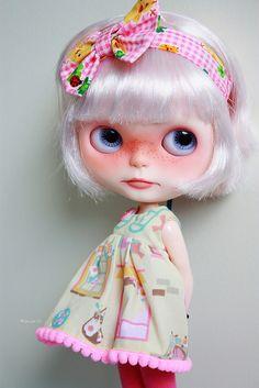 Matilda {1 Blythe, 12 Lugares} ~ SV Custom | Flickr - Photo Sharing!