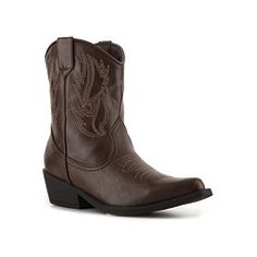 Rampage Wagner Western Bootie
