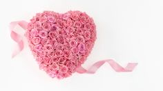 DIY: Preserved Rose Heart if you've ever wondered how to make one. Not easy (at all) but will last forever.