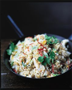Kedgeree: a potential recipe in the book I'm working on...
