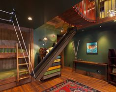 A kids room by Karl Neumann Photography