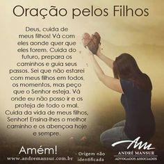 Oração pelos filhos Mais