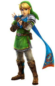 Link   Hyrule Warriors   The Legend of Zelda