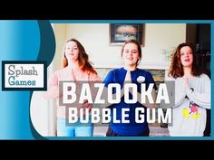 This is a fun camp song! (Repeat each line on the versus and sing the chorus together) Bazooka Bubble Gum Song: My mom gave me a penny She said. Girl Scout Songs, Girl Scouts, Bubble Gum Song, Bazooka Bubble Gum, Fun Camp, Camp Songs, Music Ed, Girls Camp, Baby Shark