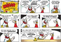 Hagar the Horrible Comic Strip for October 05, 2014 | Comics Kingdom