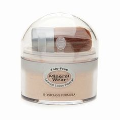 Has a few more things than Bare Minerals has in it, but better than regular makeup!