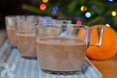 Chocolate a la taza a la naranja - Recetas Thermomix Chocolates, Chocolate Caliente, Moscow Mule Mugs, Beer, Tableware, Juicing, Sweets, Deserts, Orange Leather