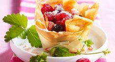 Corolles aux fruits rouges