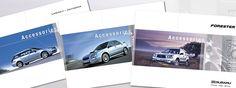 Design for print created by Nutcracker Design & Marketing for Subaru.