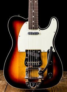 Fender 62 Telecaster w/ Bigsby Trem - 3 Color Sunburst
