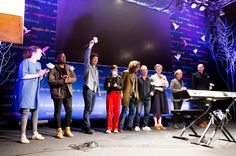 """karin-woywod: """" 2823 pixels - 2016 05 28 - Hay On Wye - Hay Festival - Letters Live by Marsha Arnold Open in new tab / window for the source in x 1882 pixels] ! Hay Festival 2016 handout photo of Benedict Cumberbatch as he joins fellow actors. Benedict Cumberbatch, Festival 2016, Sherlock Holmes, Actors, Concert, Platforms, Window, Letters, Live"""