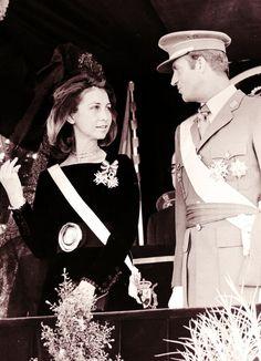 Queen Sofía & King Juan Carlos of Spain