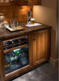 World's First 15-Inch Beer Dispenser by Perlick on HomePortfolio