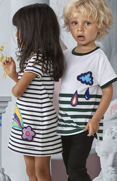 Burberry Kids I New Collection I Smallable Spring Outfits, Kids Outfits, Burberry Kids, Kid Styles, Boy Fashion, Toddlers, T Shirts For Women, Spring Summer, How To Wear
