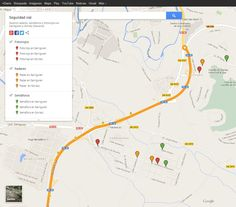 Sarriguren y Gorraiz estrenan este miércoles radares, semáforos y fotorrojos - http://www.diariodenavarra.es/noticias/navarra/pamplona_comarca/2014/09/30/este_miercoles_ponen_marcha_los_radares_semaforos_fotorojo_177222_1002.html Mapa: https://mapsengine.google.com/maps/d/viewer?mid=zAEyHWFirJnw.kSe-DN7Ys3kY