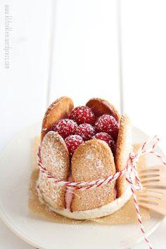 charlotte with raspberries and mascarpone 6