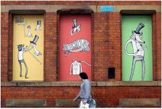 Afflecks Palace, Manchester, 2008, by Carlos Luis Ramalhao