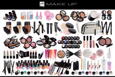 With a huge range of designer quality make up, you can choose just about anything... www.myfmbusiness.com/thefmopportunity to browse the brochures