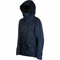 NAU Refugio Jacket - Women's Night Yarn Dye, XS - http://ridingjerseys.com/nau-refugio-jacket-womens-night-yarn-dye-xs/