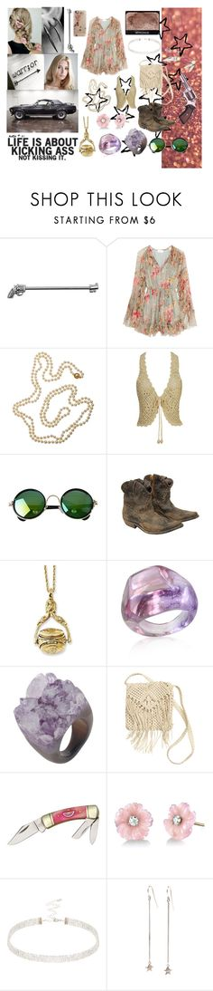 """On the road again......"" by the-trickster-king ❤ liked on Polyvore featuring Zimmermann, Cathy Waterman, Forever 21, Golden Goose, 1928, Antica Murrina, Decadorn, H&M, Irene Neuwirth and Yves Saint Laurent"