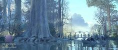 Lothlorien ~ A place of rest; refuge  We named our daughter Lorien. A beautiful name for a beautiful child!