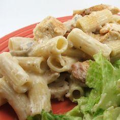 Creamy Parmesan