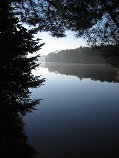 Bog River Flowage near Tupper Lake, New York in the Adirondack Wilderness