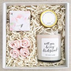 The Bridesmaid Proposal! Will you be my Bridesmaid? #bridesmaiddresses