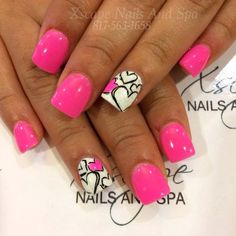 9 Valentine's Day Nails That You Can't Miss! - Hashtag Nail Art