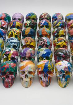 Damien Hirst.Cornucopia, 2008.    Collection of the artist, © Damien Hirst, photo by Prudence Cuming Associates.