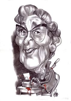 the Queen of Crime : Agatha Christie