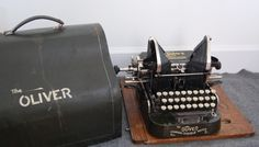 $725  One of the most original and instantly recognizable typewriters ever made, the