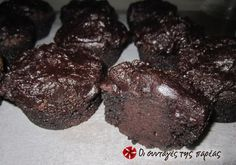 muffin without eggs or milk (Greek link)