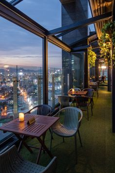 Rooftop Kloud in Seoul. Credit to Rooftop Kloud