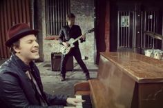 Gavin DeGraw - Sweeter. oh huge love for this song. he looks like my bro in the vid