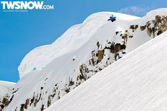 Terje Haakonsen.  PHOTO: Adam Moran | These are Legends here | TransWorld SNOWboarding