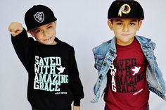 Little boy swag :)
