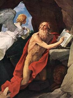 St Jerome Guido Reni · 1635