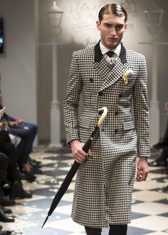 Joshua Kane F/W 2015 Menswear London Fashion…
