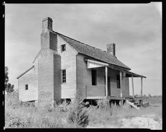 From: Carnegie Survey of the Architecture of the South (Library of Congress).    Johnston, Frances Benjamin, 1864-1952, photographer  Date Created/Published: 1936.    Torries Tavern farm house, Nashville vic., Nash County, North Carolina  Building/structure dates: 1766.