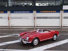 1957 Alfa Romeo Giulietta 750G Spider Competizione | Paris 2017 | RM Sotheby's